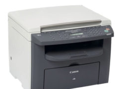 Canon i-SENSYS MF4018